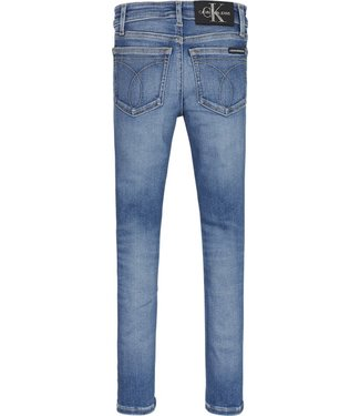 Calvin Klein SUPER SKINNY MR INFINITE FRESH BLUE