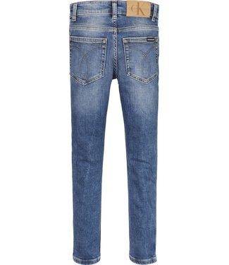 Calvin Klein SKINNY WASHED BLUE STRETCH