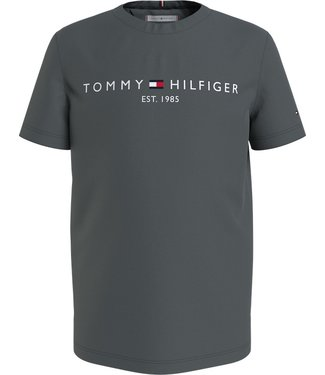 Tommy Hilfiger ESSENTIAL TEE S/S GREEN SLATE