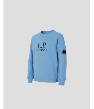 CP Company SWEATSHIRTS CN 813 BLUE HEAVEN logo