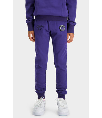 Black Bananas Jr Grl Anorak Arcade Sweatpants purple/black