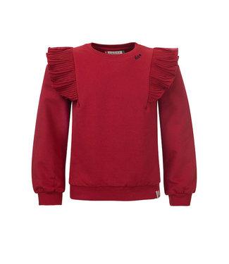 LOOXS LITTLE Little sweater deep red
