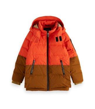 Scotch & Soda Water-repellent jacket combo M