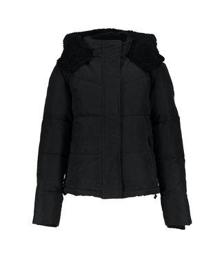Frankie & Liberty Frankie Puffer Coat black