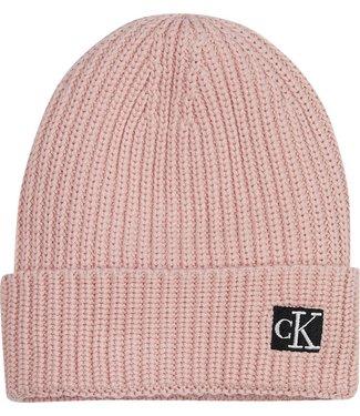 Calvin Klein BEANIE DELICATE ROSE