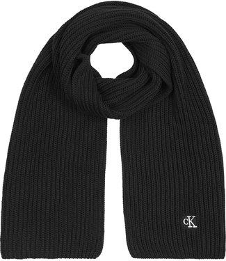 Calvin Klein SCARF BLACK