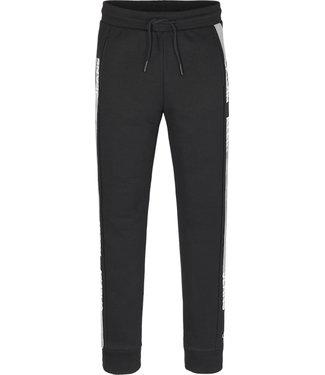 Calvin Klein DIMENSION LOGO SWEATPANTS BLACK