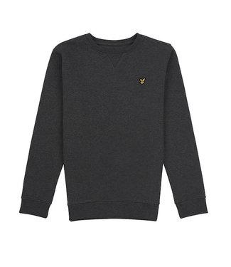 Lyle & Scott Classic cn sweater charcoal grey