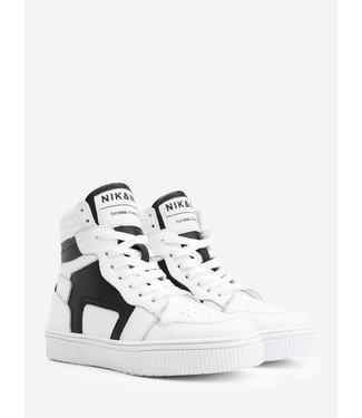 Nik & Nik Lune Sneaker black