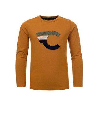 Common Heroes LUUK Longsleeve T-shirt cinnamon