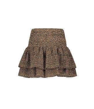 NONO Noor 2layered short skirt animal