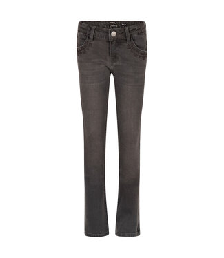 Indian Blue Jeans GREY LOLA FLARE FIT