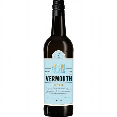 Cuatro Rayas Vermouth 61 Crianza