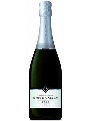 Bride Valley Blanc de Blanc 2013
