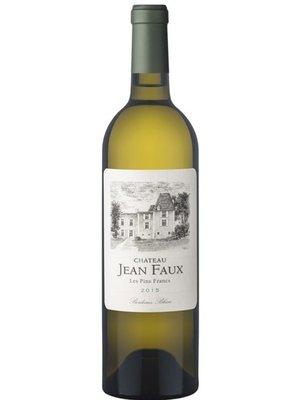 Château Jean Faux Sainte Les Pins Francs Blanc 2017