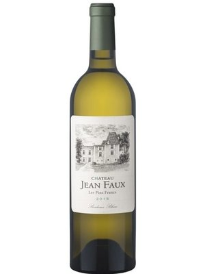 Jean Faux Sainte Les Pins Francs Blanc 2017