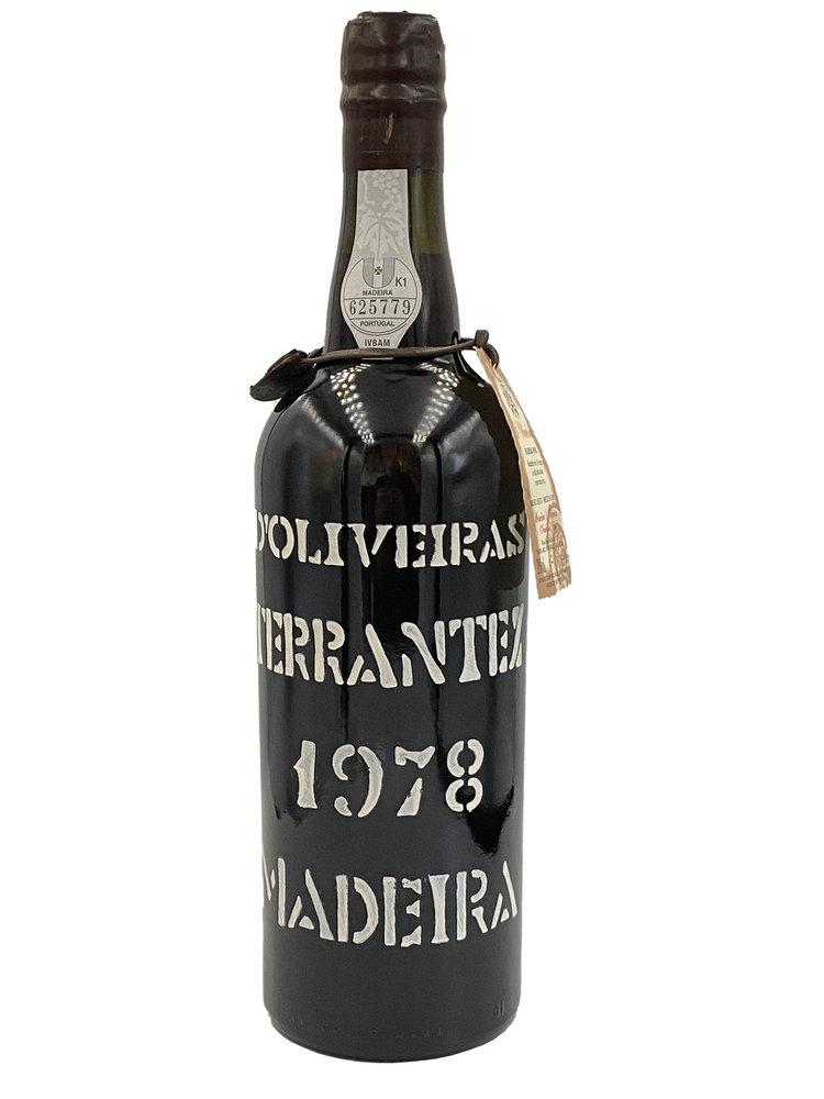 D'Oliveiras Madeira Terrantez 1978