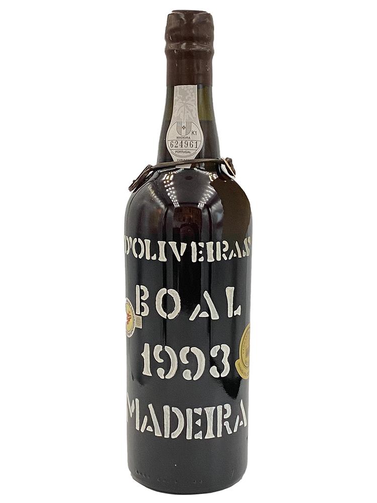 D'Oliveiras Madeira Boal 1993