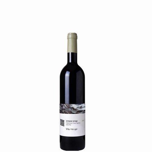 Galil Mountain Cabernet Sauvignon 2018, demi 0,375L