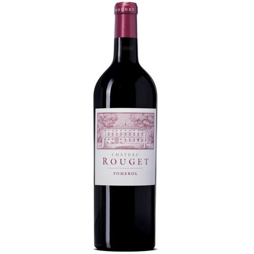 Chateau Rouget Pomerol 2017