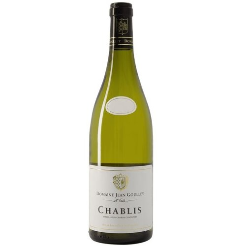 Jean Goulley Chablis 2018