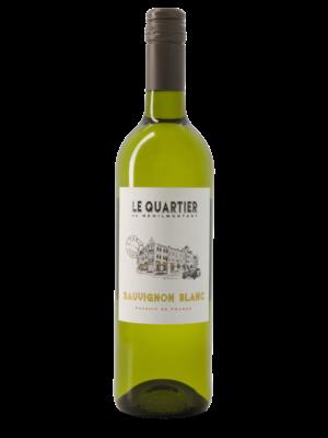 Quartier de Menilmontant Sauvignon Blanc 2018