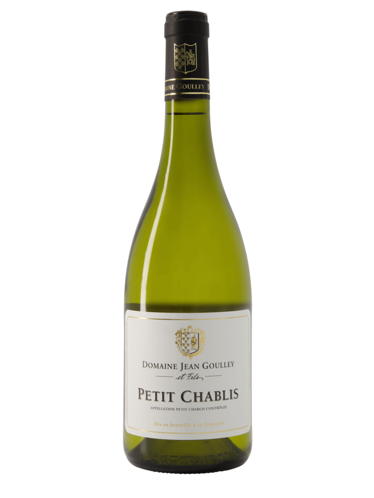 Jean Goulley Petit Chablis 2018