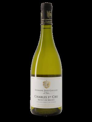 Jean Goulley Chablis 1er Cru 'Mont de Milieu' 2016