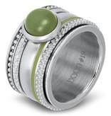 iXXXi ring - compleet - groen -NEW