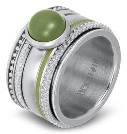 iXXXi ring - compleet - groen - NEW