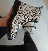 Fabs leopard boots