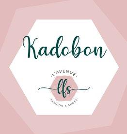 Kadobon v.a €10,-