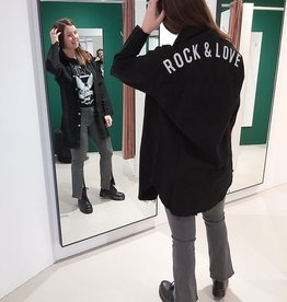Blouse Rock & Love - 2 kleuren