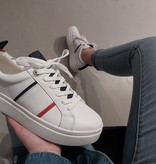 Fabs sneakers wit