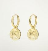 My Jewellery oorringen vintage munt
