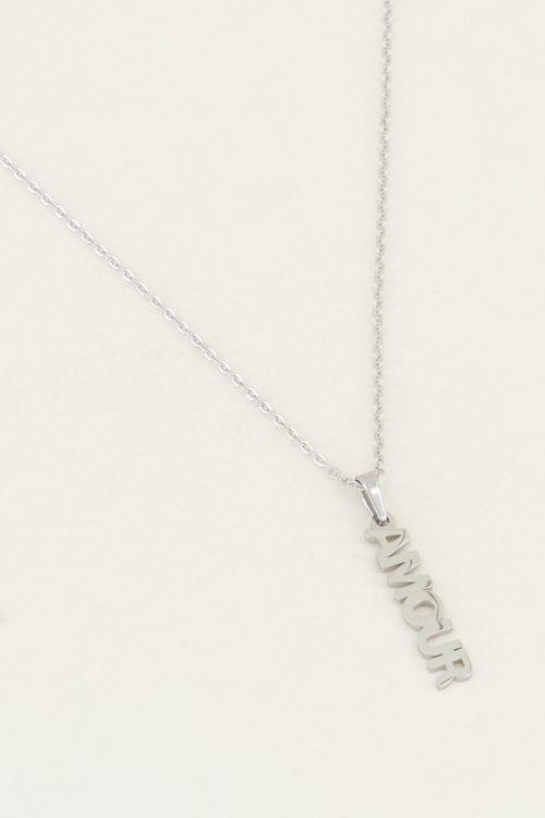 My Jewellery ketting Amour - 2 kleuren