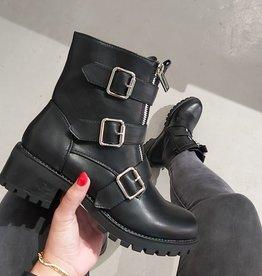 Boots met rits