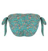 BOHO Bikini Bottum Paisley - Sea Green