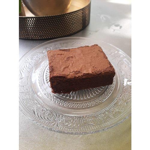 Zeezout brownie fair trade