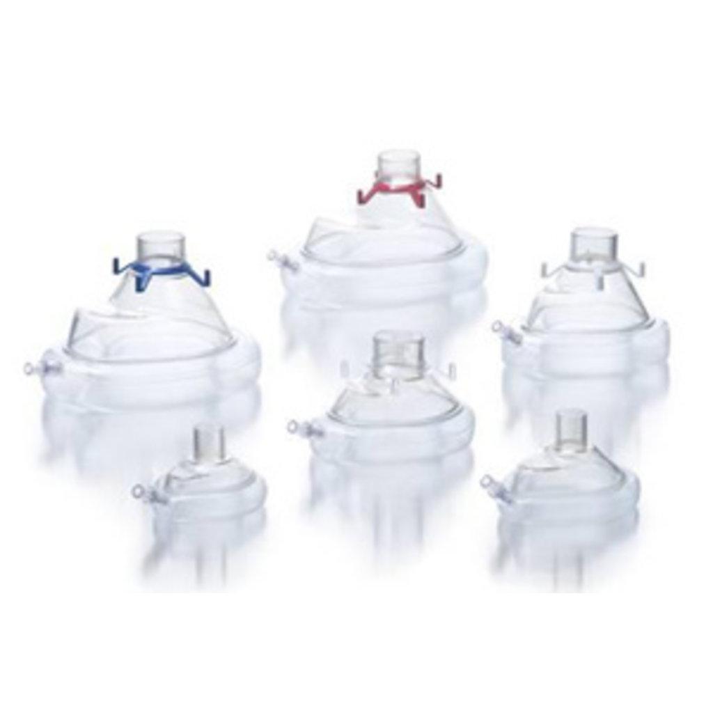 AMBU Disposable beademingsmaskers met controle ventiel