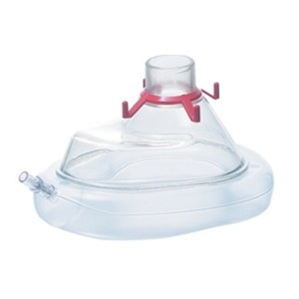 AMBU Masques respiratoires jetables avec valve de contrôle