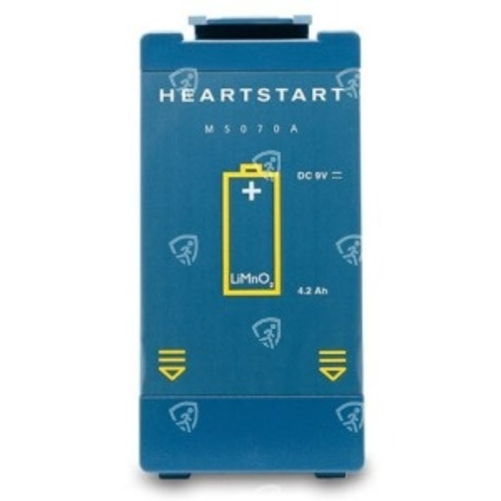 Philips Heartstart Home / FRx lithiumbatterij