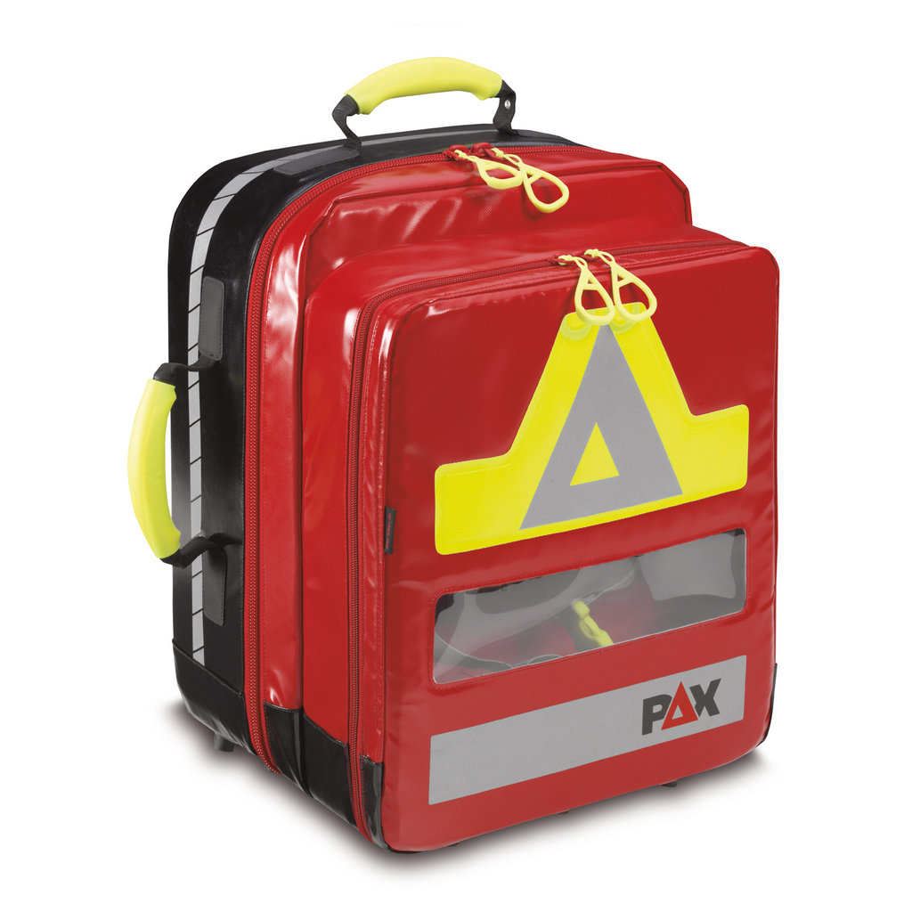 Pax Feldberg AED Pax-Plan rouge