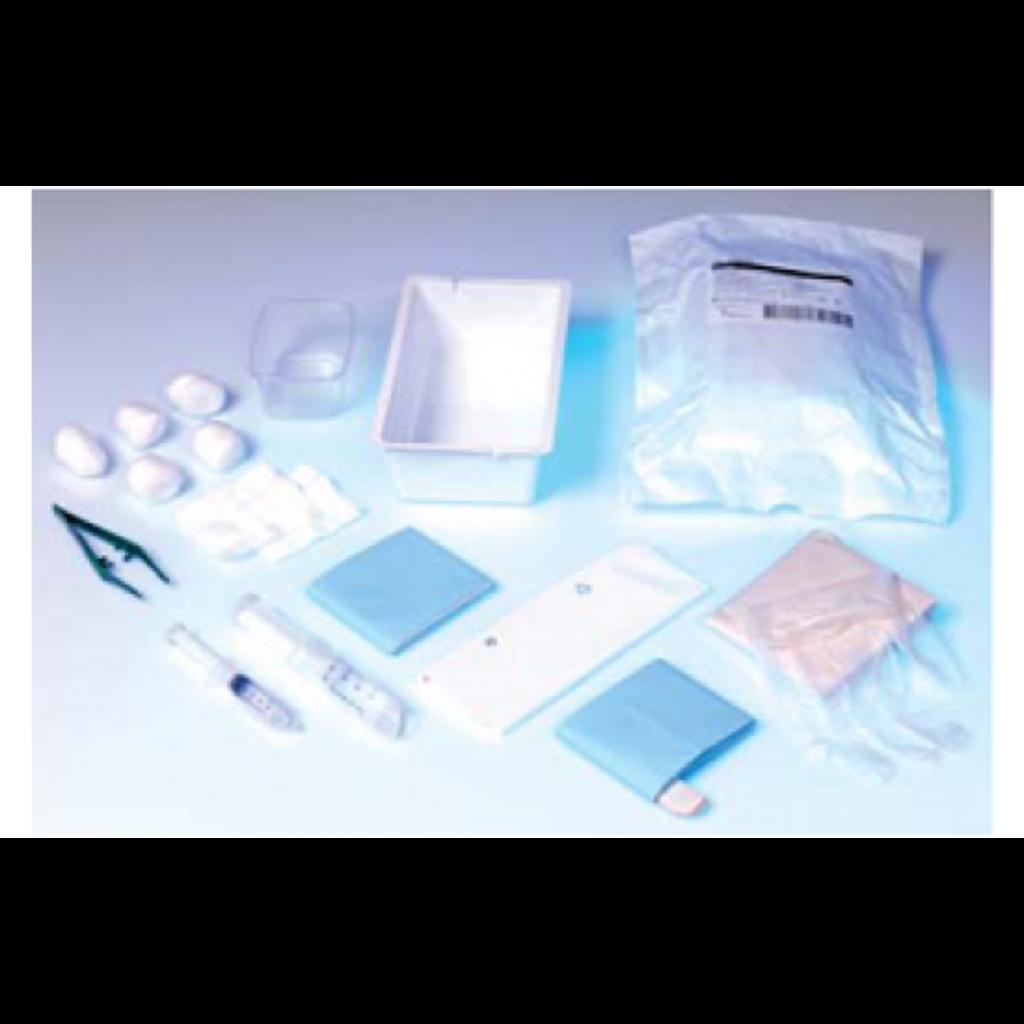 Catheterset/ 16pc