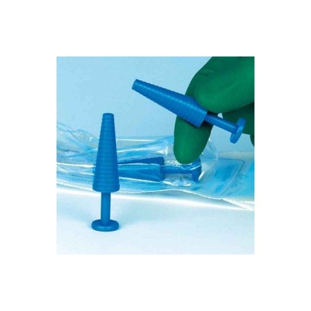 Bouchons d'obturation stériles/ 100pc
