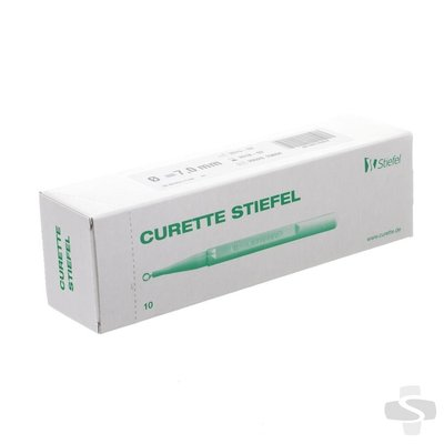 Curette Anneau Stiefel
