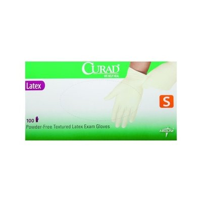 Medline Gants d'examen en latex Curad®