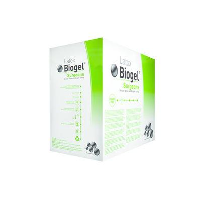 Mölnlycke Gant Biogel Surgeons, stérile, latex sans poudre