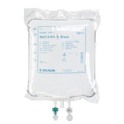 B.Braun NaCl 0,9% Ecobag 3L