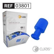 Curas Combilock (Dual Luer Cap)/ 300pc